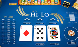 Hi-Lo Card Counting System