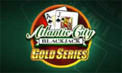 Atlantic City Blackjack is offered online too. The Gold Series in both single-hand and multi-hand from Micgrogaming is extremely popular.