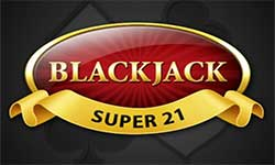 Blackjack Super 21 from both RTG & Playtech emulates the Super Fun 21. Can try this version for free below.