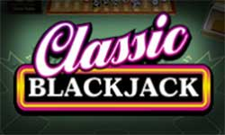 Classic Blackjack is traditionally played with just one single deck, but some variations of the game could have multiple decks.