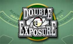 One of the most important rule changes for Double Exposure Blackjack is that both dealer cards are exposed.
