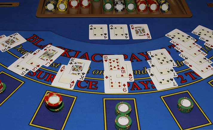 Atlantic city limit holdem