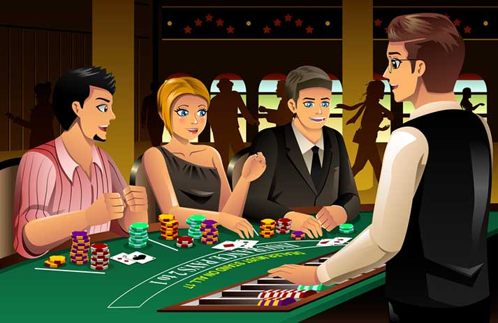 blackjack casino game online