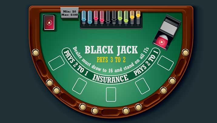 เล่นแบล็คแจ็คอย่างไรมีโอกาสชนะสูงเงินกำไรงาม