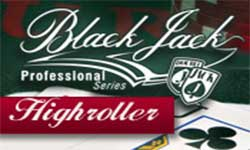 Playing High Stakes Blackjack online is also very popular. Many software & online casinos have dedicated games just for high rollers.
