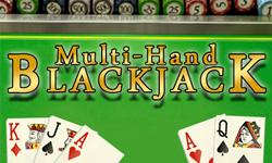 Playing Multi Hand Blackjack