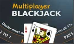 Playing online blackjack with other players involved makes the game more fun and real.