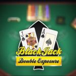 How to beat Double Exposure Blackjack