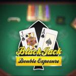 How to beat Double Exposure Blackjack