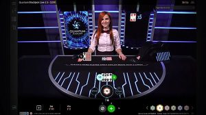 Quantum Blackjack Rules and Gameplay