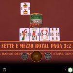 Playtech Sette E Mezzo gameplay