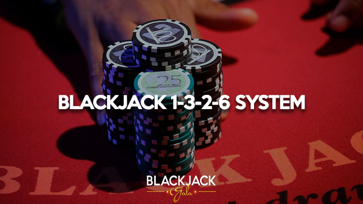 1-2-3-6 Blackjack Betting System